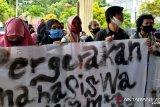 Mahasiswa demo harga gas, PGN hormati setiap pendapat