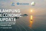 Ekonomi Lampung pada triwulan II 2020 minus 3,57 persen