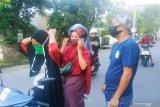 Puluhan warga terjaring operasi yustisi COVID-19 di Kota Makassar