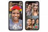 Kini filter AR kreator hadir di Messenger dan portal Facebook