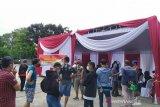 Puluhan warga terjaring razia masker di Monpera