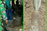 Gali pondasi rumah, warga Desa Sejangat Bengkalis temukan mortir
