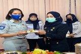 Kacab Jasa Raharja Lampung hadiri Harhubnas 2020
