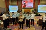 Sekjen Kemenkumham dan Deputi Kemenpan RB beri penguatan zona integritas di Sulawesi