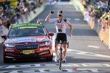 Kragh Andersen jadi jawara etape ke-19 Tour de France