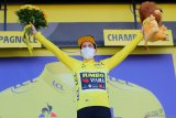 Klasemen sementara Tour de France usai etape ke-19