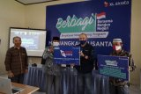 Karyawan XL Axiata salurkan donasi pendidikan untuk sekolah di Aceh