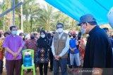 Pemerintah siapkan dana tunggu hunian bagi korban banjir Lutra