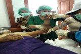 Jenazah anggota babinsa korban penembakan KKSB dievakuasi ke Makassar
