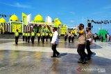 Cegah COVID-19, 200 petugas siaga di arena MTQ Kepri