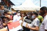 Pj Wali Kota Makassar salurkan bantuan pascakebakaran Maccini