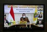 Gubernur Lampung sampaikan strategi penanganan COVID-19