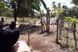 Positif COVID-19 seorang warga Bantaeng dimakamkan dengan protokol kesehatan