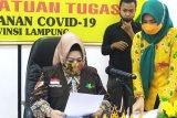 Dinkes Lampung: Pasien meninggal bertambah 1, pasien sembuh bertambah 2