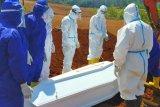 UP2KP makamkan satu pasien COVID-19 di Kota Jayapura