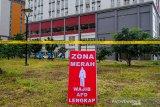 Kasus baru COVID-19 di Jakarta sebanyak 1.403 orang