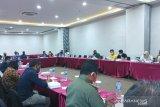KPU Poso bahas persiapan kampanye pilkada di tengah pandemi