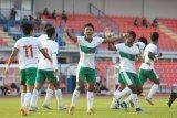 Timnas U-19 Indonesia harus puas dengan hasil imbang dengan Qatar 1-1