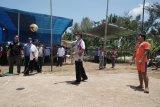 Bupati Pesisir Barat hadiri pembukaan turnamen bola voli