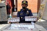 Bea Cukai amankan 3,23 juta batang rokok ilegal