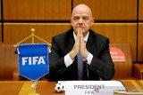 Presiden FIFA tak tertarik Liga Super Eropa