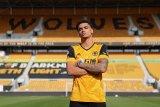 Bek muda Liverpool Ki-Jana Hoever bergabung ke Woverhampton