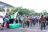 Lepas peserta fun bike, ini harapan Bupati Bengkalis