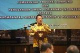Pemprov Lampung-Perindo jalin kerja sama kembangkan potensi perikanan laut dan darat