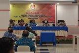 KPU Kabupaten Keerom uji publik DPS pilkada serentak