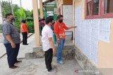 KPU Barsel pantau pengumuman DPS di sejumlah kelurahan