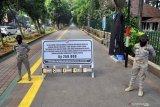 Presiden Jokowi: pembatasan sosial berskala mikro berulang lebih efektif