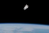 Ingin ke luar angkasa? Astronaut Indonesia membeberkan syaratnya