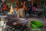 Bantuan untuk korban banjir bandang di Sigi