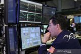 Saham-saham Wall Street berakhir turun setelah Mnuchin meredupkan harapan stimulus