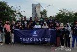 Tinskubator eksplor kampong reklamasi timah di Kabupaten Bangka jadi wisata baru