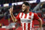 Gol menit akhir Romero bawa PSV peroleh  tiga poin dari Emmen