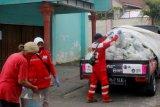 Wujudkan kepedulian,PMI Kota Magelang bagikan sayuran