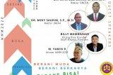 Stafsus Presiden Jokowi, Billy Mambrasar upayakan pengusaha muda Papua dapat bantuan modal
