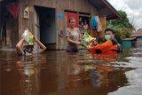 Ketua PKS pimpin dan terobos banjir bantu korban banjir Kasongan