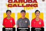 Tiga pemain Persija Jakarta dipanggil TC timnas Indonesia U-16