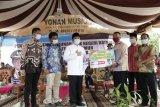 Gubernur Sumsel bantu saran dan prasarana pendidikan OKU Timur Rp26 miliar