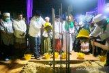 Bantu bangun Masjid Sembilan Kubah, Bupati Siak apresiasi BRK