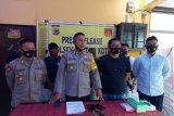 Polres Jayapura tangkap dua pengeroyok guru di Sentani