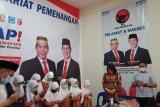 Sekretaris Pemenangan ZIYAP diresmikan di Tarakan