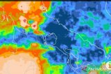 BMKG peringatkan hujan lebat dan angin kencang di wilayah Lampung