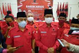 PDIP targetkan Eri-Armuji menang 70 persen di Pilkada Kota Surabaya