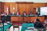 Hakim jatuhkan hukuman 10 tahun penjara  oknum pendeta kasus pencabulan