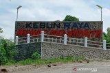 KPA di Minahasa Tenggara bersihkan kawasan Gunung Soputan