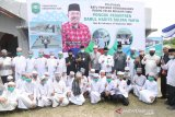 Diinisiasi Alfedri, Ponpes Hadist pertama Riau lahir di Siak