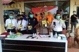 Polres Bengkalis sita 10 kg sabu dari sindikat internasional